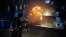 Rollenspiel Mass Effect 2: Explosion
