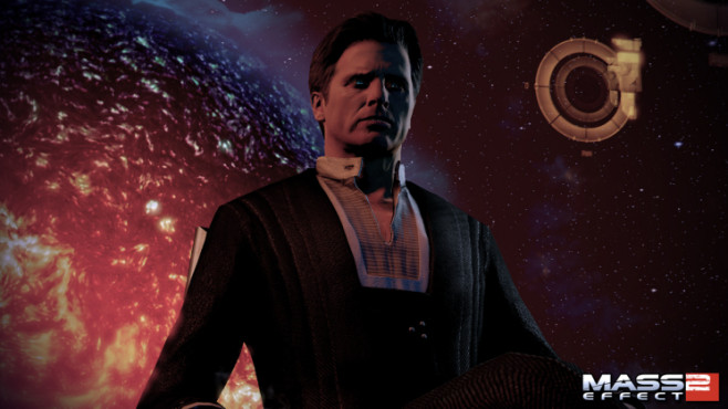Rollenspiel Mass Effect 2: Illusive Man