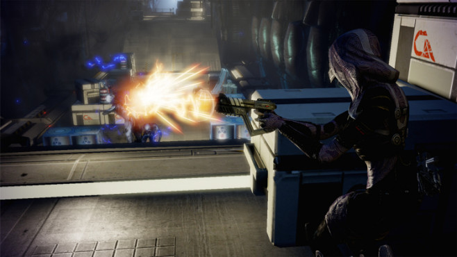 Rollenspiel Mass Effect 2: Team