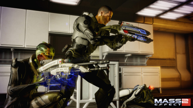 Rollenspiel Mass Effect 2: Thane