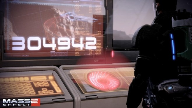 Rollenspiel Mass Effect 2: Zahl © Electronic Arts