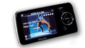 Video zum Test: MP3-Player Philips GoGear Opus