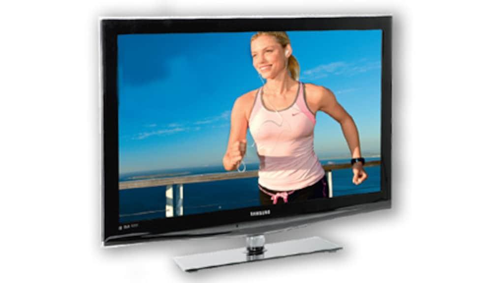 Video zum Test: LCD-Fernseher Samsung LE40B650