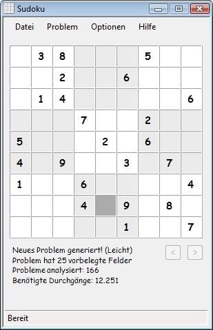 Screenshot 1 - pi-c-it Sudoku