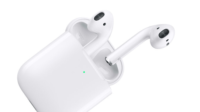 Apple Airpods 2019 © Apple