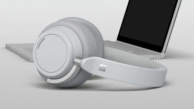 Microsoft Surface Headphones © Microsoft
