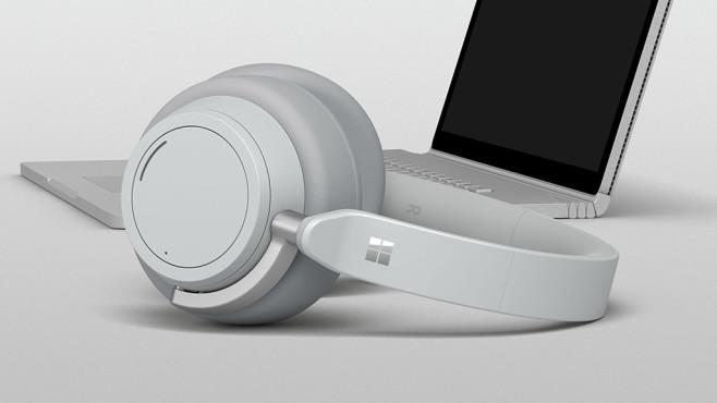 Microsoft Surface Headphones ©Microsoft