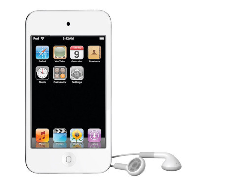 Apple iPod touch 32GB (5. Generation) ©COMPUTER BILD