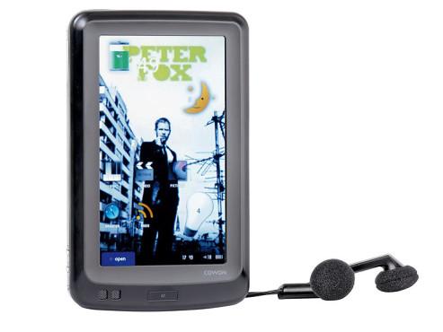Cowon iAudio X7 (160 GB) ©COMPUTER BILD