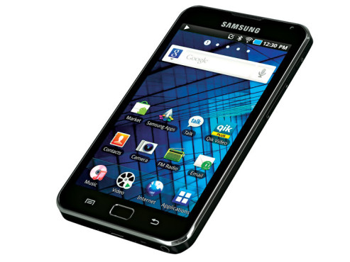 Samsung Galaxy S Wifi 5.0 ©COMPUTER BILD