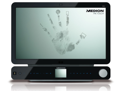 PC-Trends der IFA 2009 Medion The Touch X9613