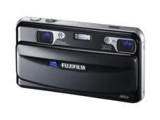 Digitalkamera-Trends 2009 Echt innovativ: Fujifilm wird mit der Finepix Real 3D W1 die erste 3D-Digitalkamera auf den Markt bringen.