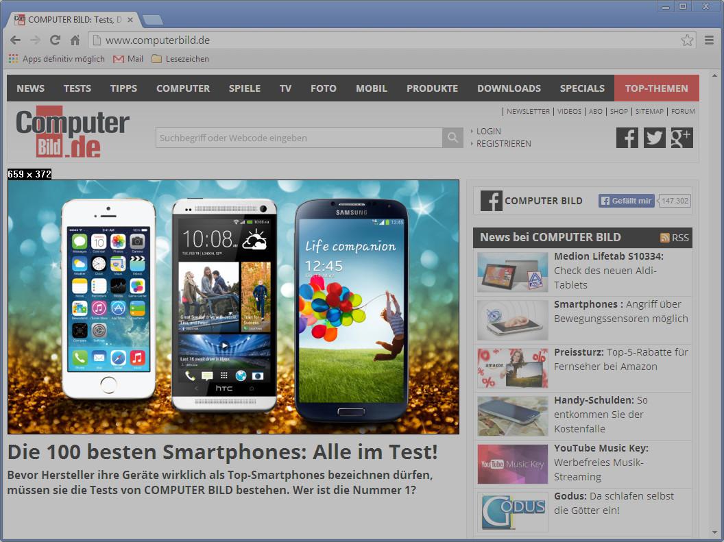 Screenshot 1 - Screen Capture + Print