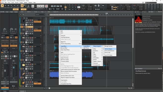Audio & Video: Cakewalk by BandLab – Kostenlose Vollversion © COMPUTER BILD