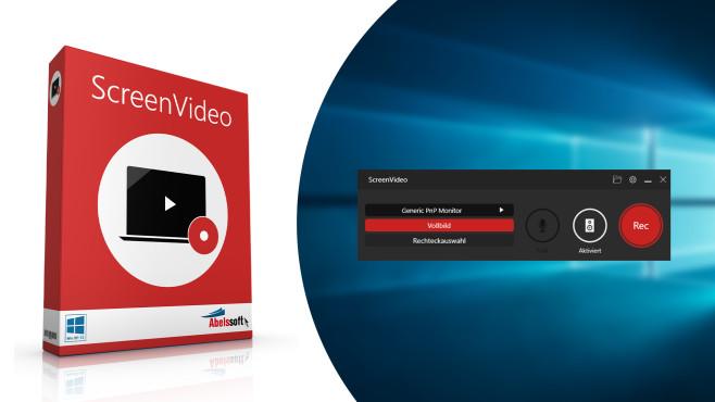 Audio & Video: ScreenVideo 2020 (COMPUTER BILD-Edition) ©COMPUTER BILD