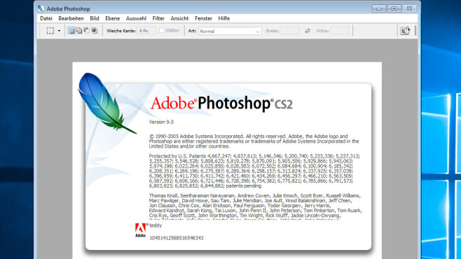 Bildbearbeitung: Photoshop CS2 – Vollversion © COMPUTER BILD