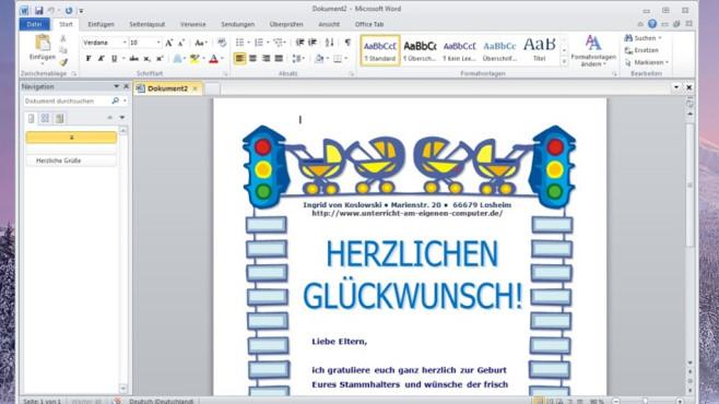 Büro: 333 Vorlagen für Microsoft Office ©COMPUTER BILD