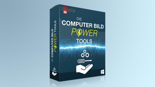 Tuning: COMPUTER BILD-PowerTools ©COMPUTER BILD