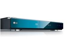 Hi-Fi- und Video-Trends 2009 Der Blu-ray-Player LG BD-390 verfügt über WLAN, einen 7.1-Tonausgang und etliche weitere Zusatzfunktionen.
