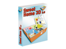 Wohnraumplaner – Sweet Home 3D©-