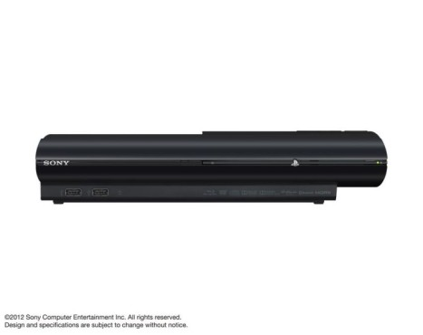 PS3 Slim: Front ©Sony
