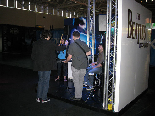 Gamescom 2009: Beatles