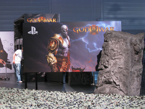 Gamescom 2009: God of War 3