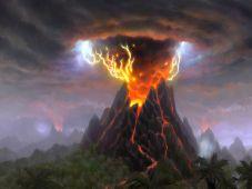 Cataclysm: Add-on zu World of Warcraft angekündigt Ausgebrochen unfreundlich: Dieser Vulkan sorgt für schlechte Stimmung im neuen Add-on zu World of Warcraft.