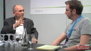 Video-Interview: Peter Molyneux