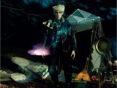 CD-Cover: Patrick Wolf – The Bachelor