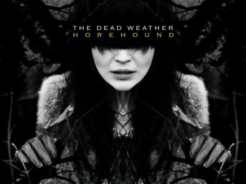 CD-Cover: The Dead Weather – Horehound