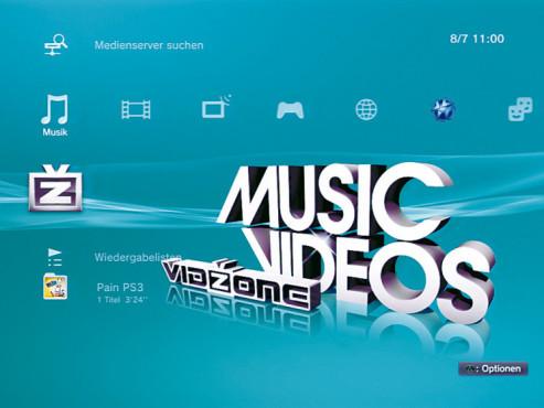 Download in der VidZone