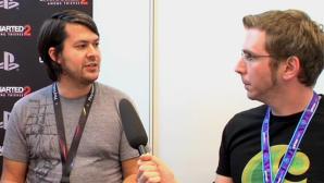 Video-Interview mit Arne Meyer über Uncharted 2