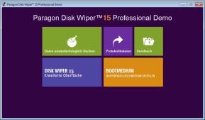 Paragon Disk Wiper Professional