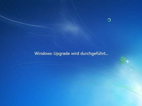 Windows-Upgrade ©COMPUTER BILD
