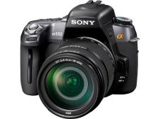 DSL-Kamera Sony Alpha 550
