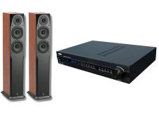 System Fidelity SA-270 und Phonar Ethos S150G