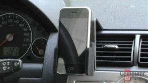 Das iPhone im Auto: Halterung, Freisprecheinrichtung und Autoradio©computerbild.de