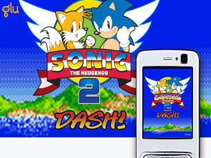 Sonic The Hedgehog 2: Dash!
