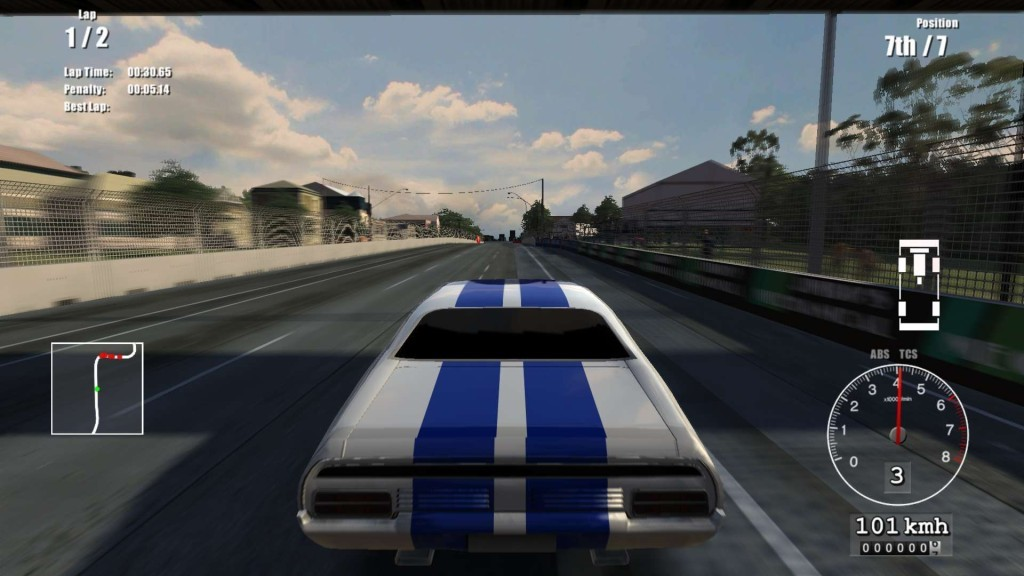 Screenshot 1 - Driving Speed 2
