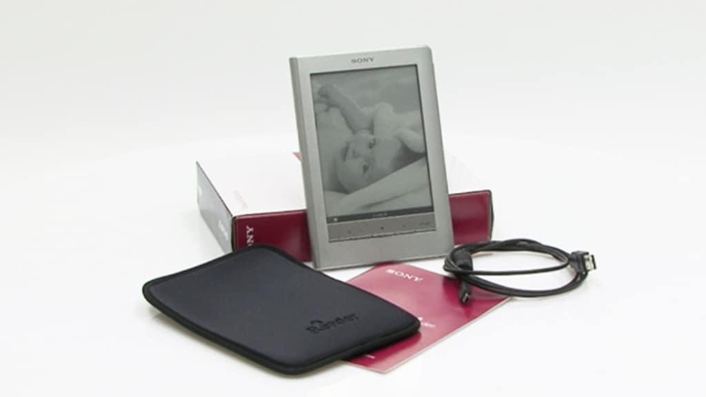 Video zum Vorab-Test: E-Book-Reader Sony PRS-600 Touch Edition
