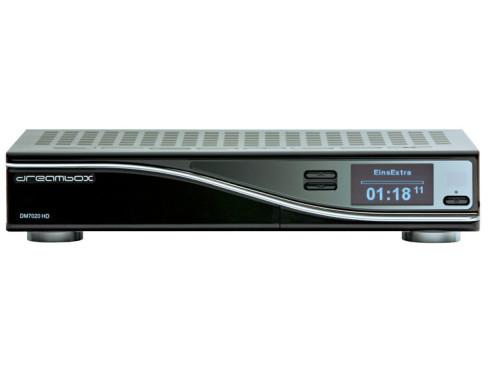 Dreambox DM7020 HD S2+C/T 500GB ©COMPUTER BILD