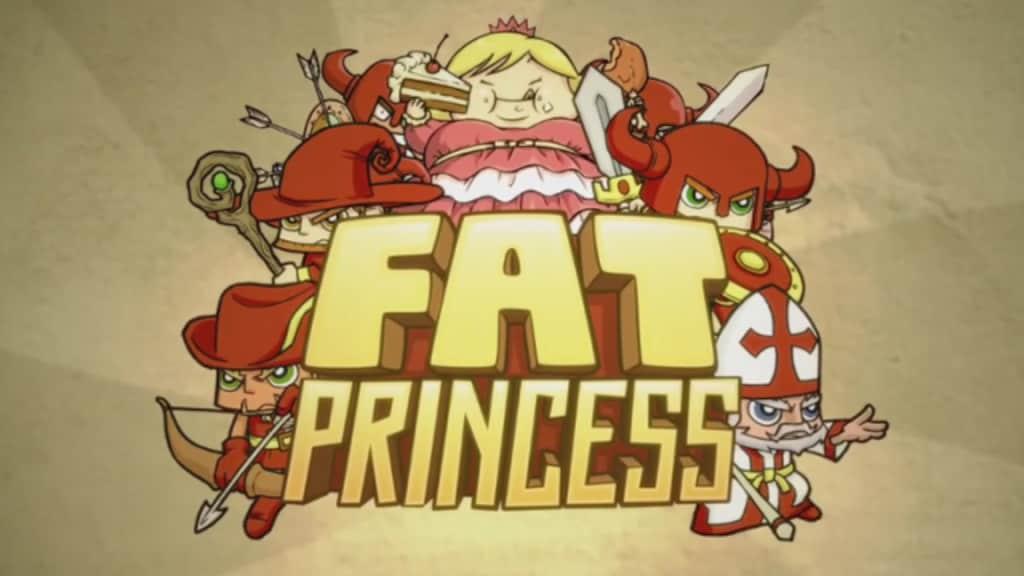Video: Fat Princess für PS3