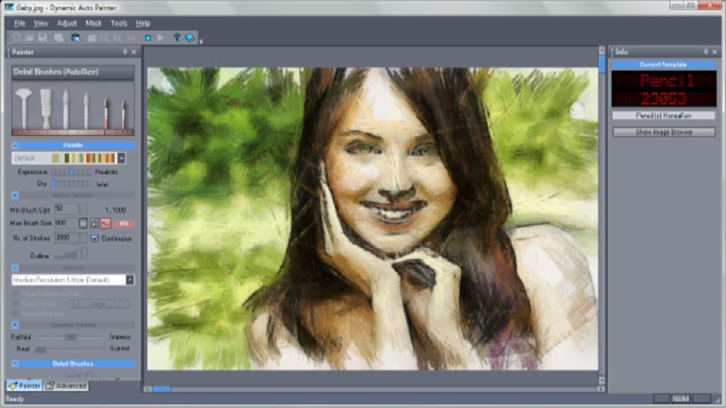 Dynamic Auto Painter: Software macht Gemälde aus Fotos