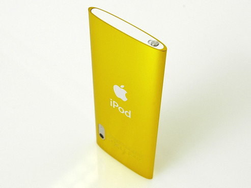 Apple iPod nano: Schrittzähler