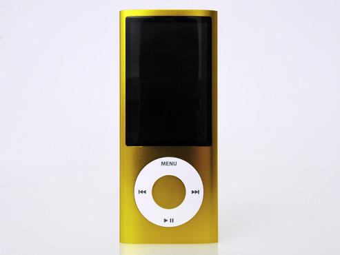 Apple iPod nano: Display