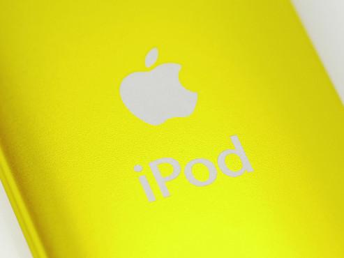 Apple iPod nano: Videokamera