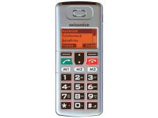 Swissvoice MP01 Auch wenn das Swissvoice MP01 intensiv genutzt wird, hält der Akku lange durch.