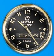 Screenshot 1 - Vista Clock