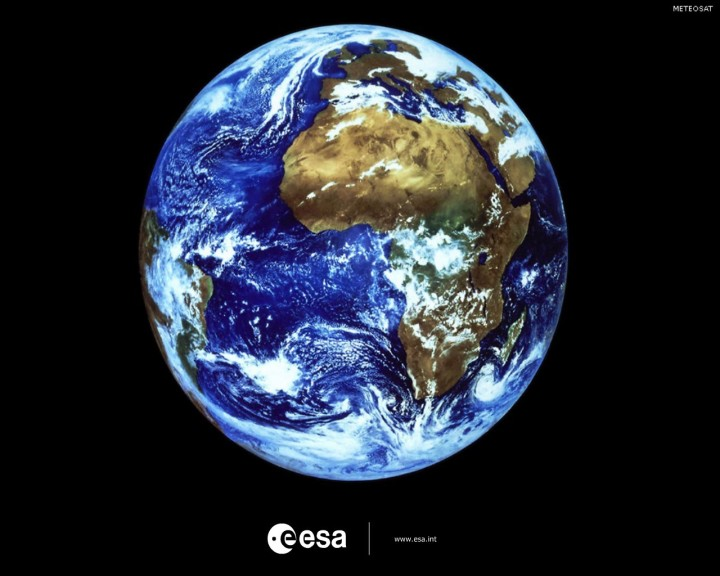 Screenshot 1 - ESA Screensaver 2008